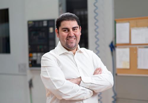 Sergio Nieves Gutiérrez